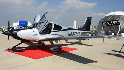 N837EU - Cirrus SR22T - Cirrus Design Corporation