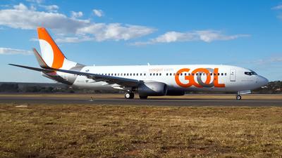 PR-GXZ - Boeing 737-8EH - GOL Linhas Aéreas