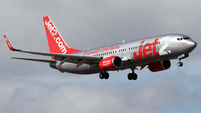 A picture of GJZBI - Boeing 7378MG - Jet2 - © Alfonso Solis