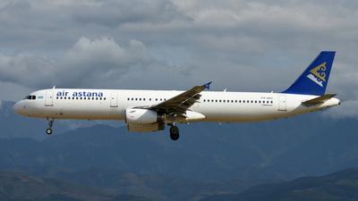 A picture of P4NAS - Airbus A321131 - [1042] - © Damir Kagarmanov