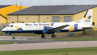 SE-LNY - British Aerospace ATP(F) - West Air Sweden