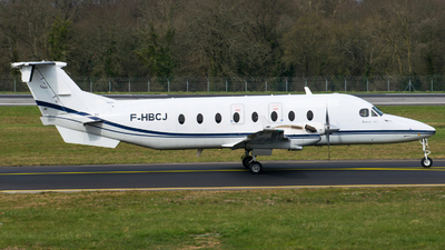F-HBCJ - Beech 1900D - Chalair Aviation