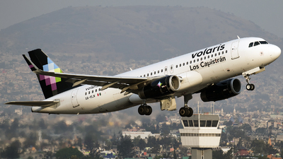 XA-VLN - Airbus A320-233 - Volaris