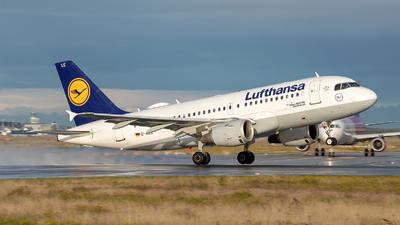 D-AILE - Airbus A319-114 - Lufthansa