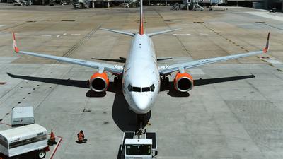 PR-GUP - Boeing 737-8HX - GOL Linhas Aéreas