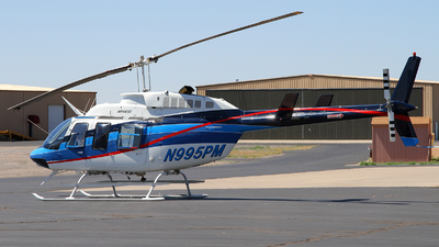 N995PM - Bell 206L-4 LongRanger - Airwest Helicopters