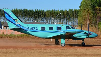 PR-BYZ - Piper PA-31T1 Cheyenne I - Abelha Táxi Aéreo