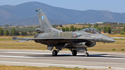 500 - Lockheed Martin F-16C Fighting Falcon - Greece - Air Force