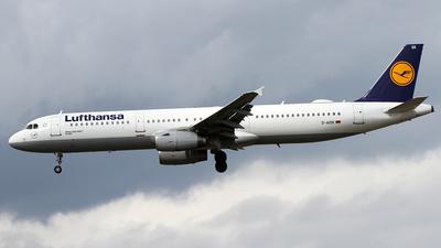 D-AISK - Airbus A321-231 - Lufthansa