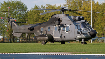 S-454 - Eurocopter AS 532U2 Cougar - Netherlands - Royal Air Force