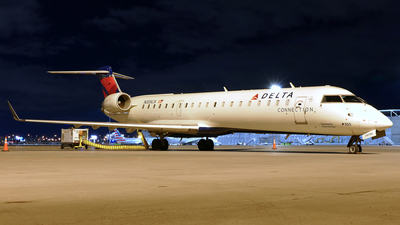 N355CA - Bombardier CRJ-701 - Delta Connection (GoJet Airlines)
