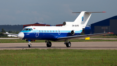 EW-464PS - Yakovlev Yak-40 - Orsha Air