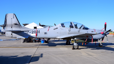 17-2031 - Embraer A-29B Super Tucano - United States - US Air Force (USAF)