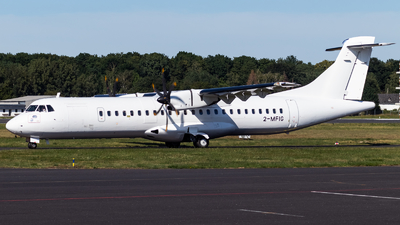 2-MFIG - ATR 72-212A(600) - Nordic Aviation Capital (NAC)