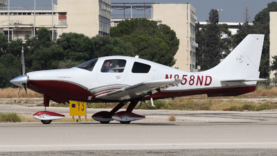 N858ND - Lancair LC41-550FG Columbia 400 - Private