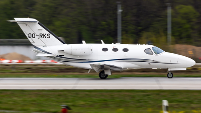 OO-RKS - Cessna 510 Citation Mustang - Air Service Liège (ASL)