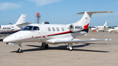N991CA - Embraer 500 Phenom 100 - Private