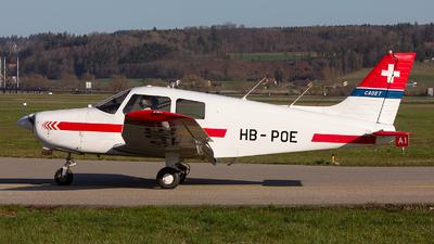 A picture of HBPOE - Piper PA28161 - [2841296] - © Alex