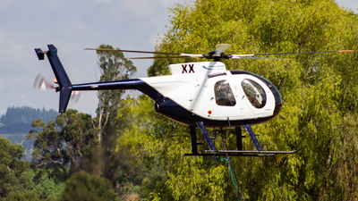 ZK-HXX - Hughes 369D - Private