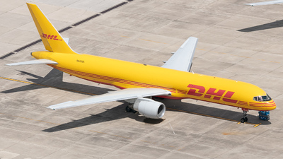 A picture of N620DL - Boeing 757232(PCF) - DHL - © Erik Goodfellow