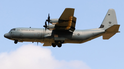 A picture of A97450 - Lockheed C130J Hercules -  - © ZRY246