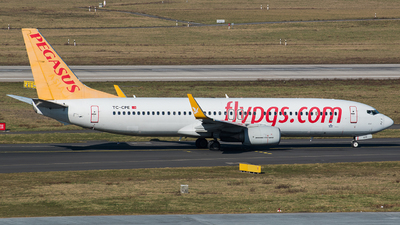 TC-CPE - Boeing 737-82R - Pegasus Airlines