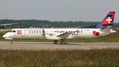 HB-IYD - Saab 2000 - Darwin Airline