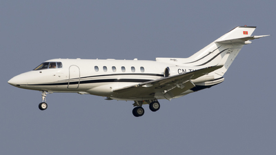 CN-TKC - Raytheon Hawker 800XP - Private