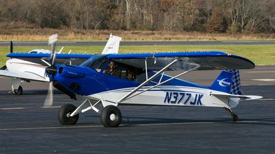 N377JK - Cub Crafters CC-11-160 Carbon Cub SS - Private