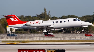 C-FEMT - Bombardier Learjet 36A - Private