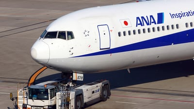 JA8578 - Boeing 767-381 - All Nippon Airways (ANA)