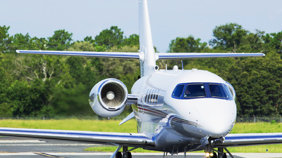 N560QS - Cessna Citation Latitude - NetJets Aviation