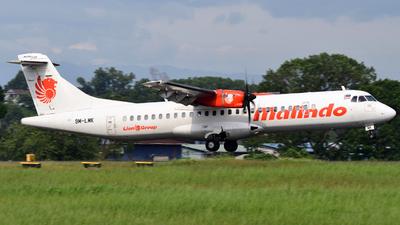 9M-LMK - ATR 72-212A(600) - Malindo Air