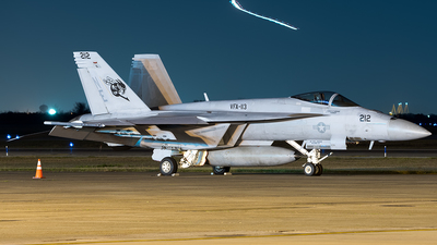 169113 - Boeing F/A-18E Super Hornet - United States - US Navy (USN)