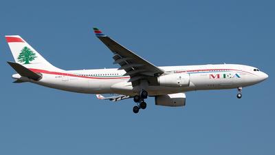 A picture of ODMEB - Airbus A330243 - MEA - © Timo Duda
