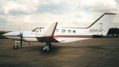 N26HE - Cessna 421C Golden Eagle - Private