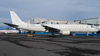 N674BC - Embraer 190-100IGW - Untitled