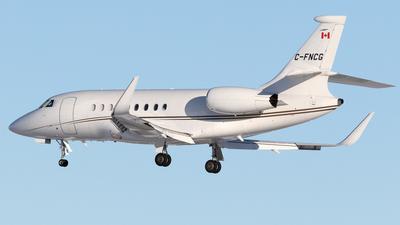 C-FNCG - Dassault Falcon 2000EX - Private