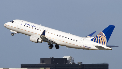 N87345 - Embraer 170-200LR - United Express (Mesa Airlines)