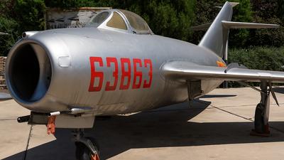 63863 - Mikoyan-Gurevich MiG-15 Fagot - China - Air Force