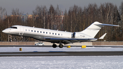 T7-AVD - Bombardier BD-700-1A10 Global 6000 - Private