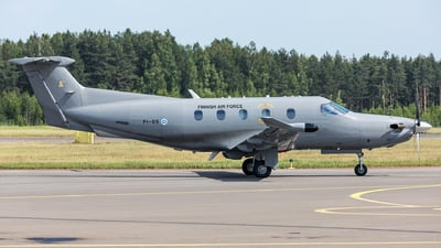 PI-05 - Pilatus PC-12/47E - Finland - Air Force