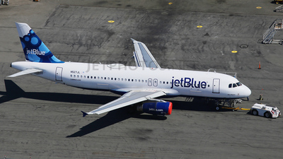 N527JL - Airbus A320-232 - jetBlue Airways