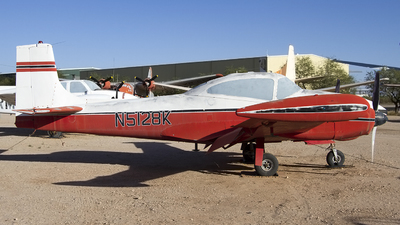 N5128K - Temco D-16 Twin Navion - Private