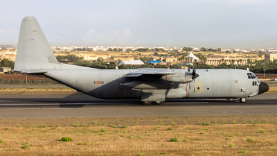 TL.10-01 - Lockheed C-130H-30 Hercules - Spain - Air Force