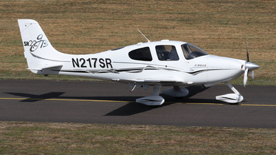 N217SR - Cirrus SR22 - Private