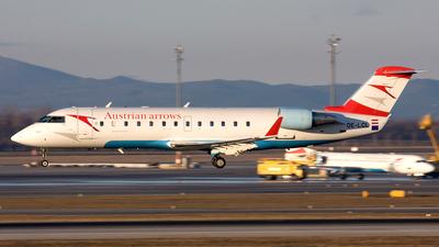 OE-LCL - Bombardier CRJ-200LR - Austrian Arrows