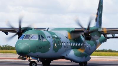 FAB2802 - CASA C-105A Amazonas - Brazil - Air Force