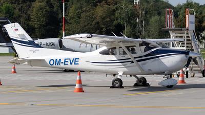 OM-EVE - Cessna T182T Turbo Skylane - Private