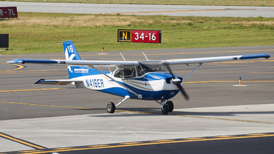 A picture of N416ER - Cessna 172S Skyhawk SP -  - © Zachary Wilkie
